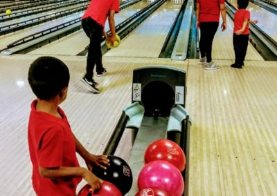 Inclusion - Bowling