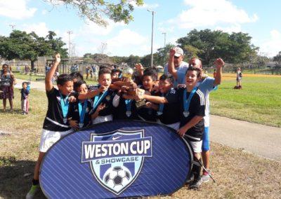 U12 Weston Cup 2018 Champs