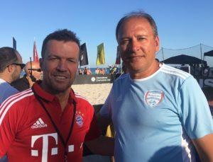 Head Coach Homestead Soccer Academy Luis