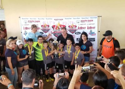 U11 South Dade Toyota of Homestead Soccer Champ Cup