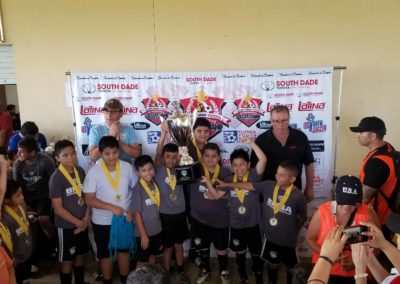U12 South Dade Toyota of Homestead Soccer Champ Cup