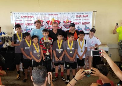 U14 South Dade Toyota of Homestead Soccer Champ Cup