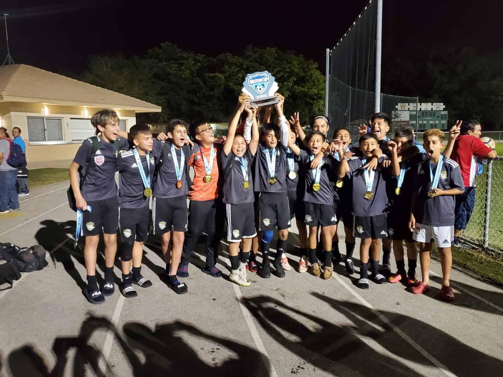 U14 Weston Cup Champs