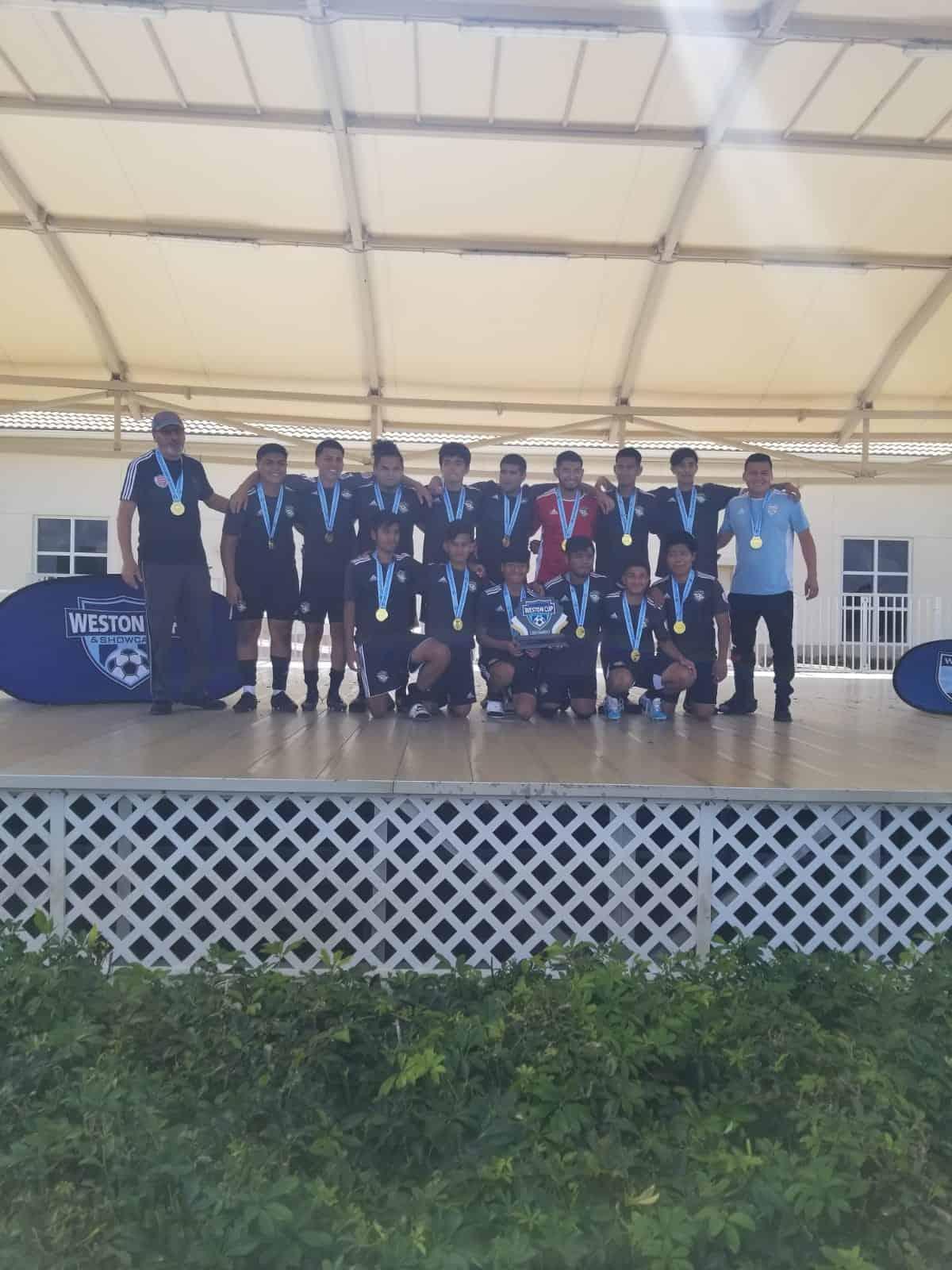 U19 Weston Cup Champs